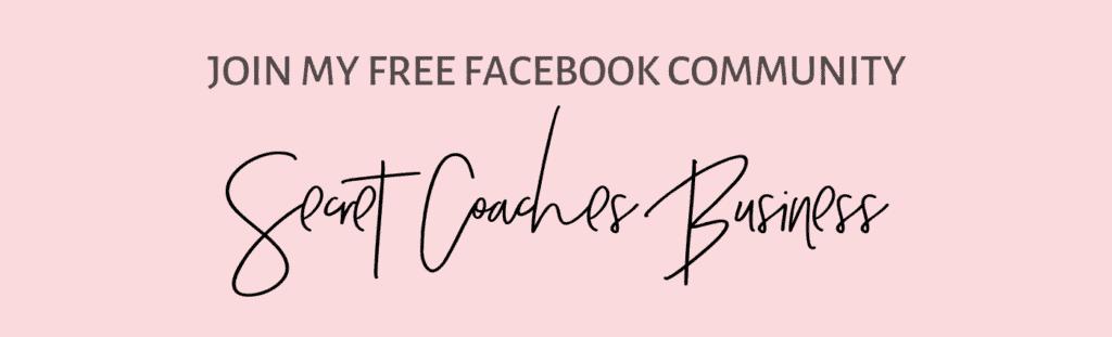 Secret Coaches Business